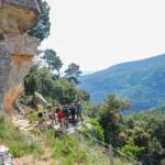 Prehistoric Rock Art, Mas d'en Llort, Prades Mountains
