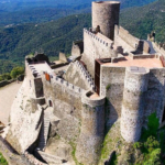 Montsoriu Castle. Image from http://www.montsoriu.cat