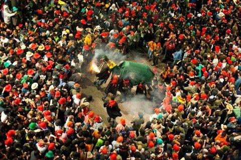 Patum de Berga festival