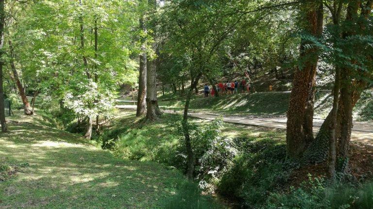 Serinyà Prehistoric Cave Park