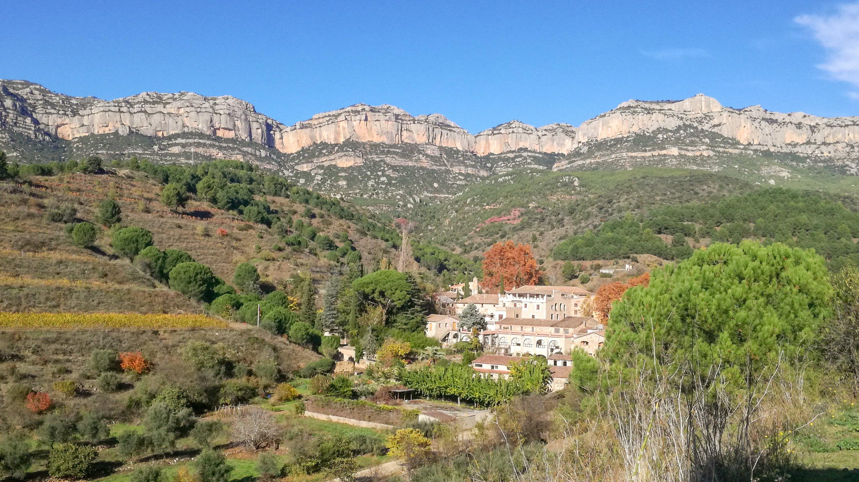 La Morera de Montsant, Priorat privaite wine tour