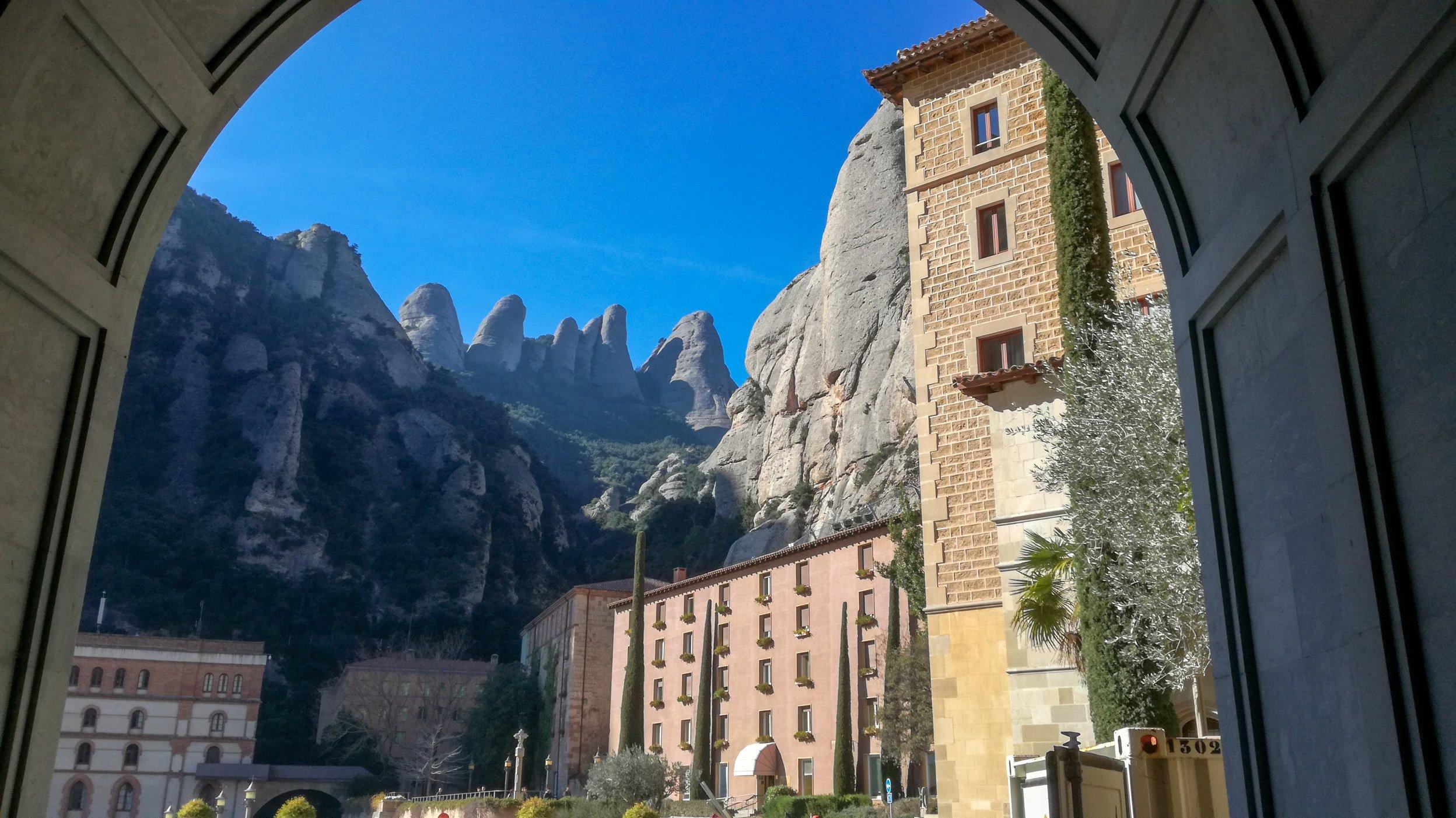 Santa Maria de Montserrat, monastery