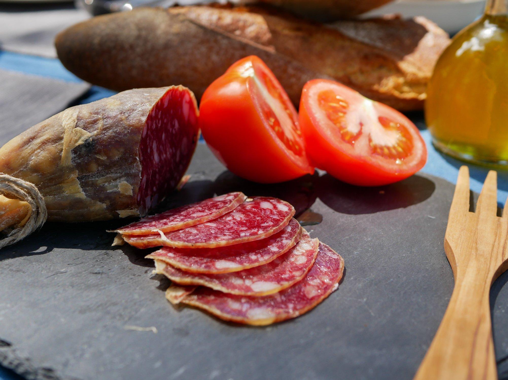 Gourmet picnic Spain
